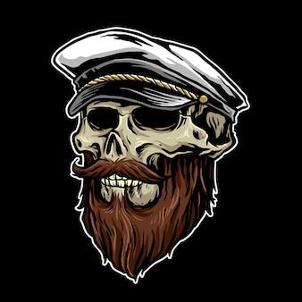 Crâne de marin