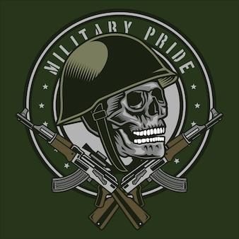 Crâne soldat