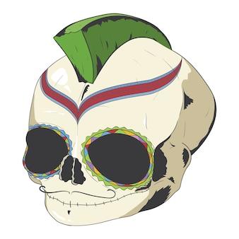 Crâne de sucre