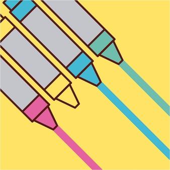 Crayons pour enfants