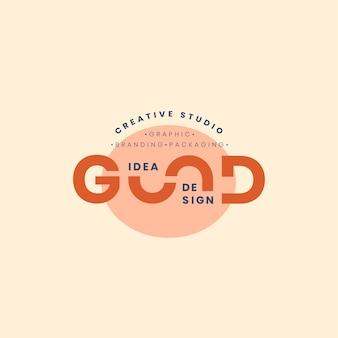 Création de badge logo bonne idée
