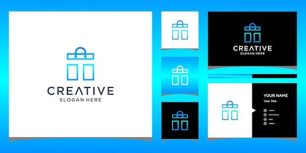 Création du logo de la boutique t