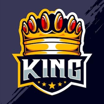 Création du logo de l'équipe esport