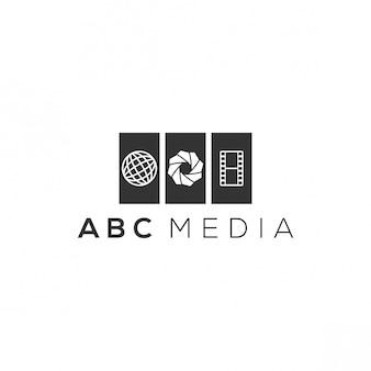 Création de logo abc media