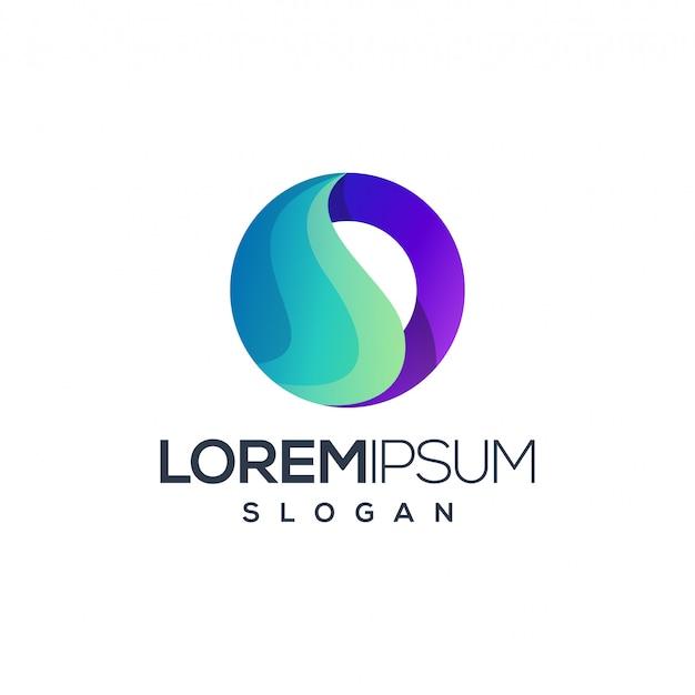 Création de logo abstrait