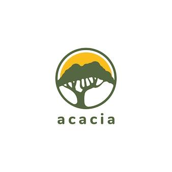 Création de logo d'arbre