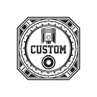 Création de logo automobile