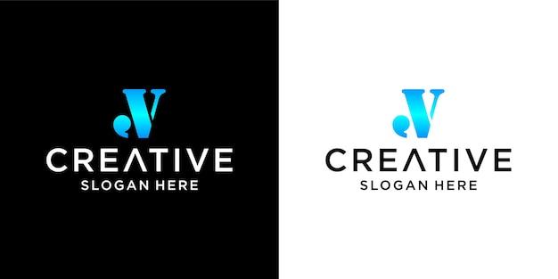 Création de logo av