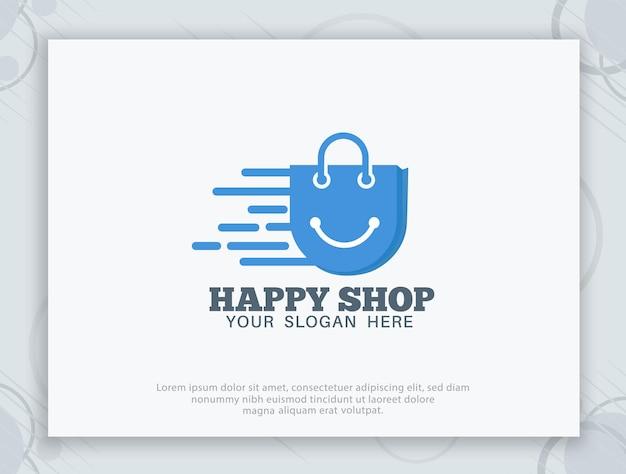 Création de logo de boutique en ligne