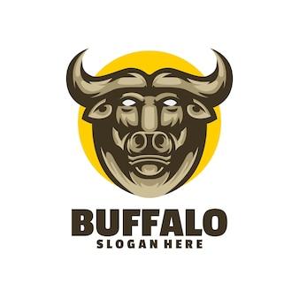 Création de logo buffalo parfaite pour une entreprise liée à la nature