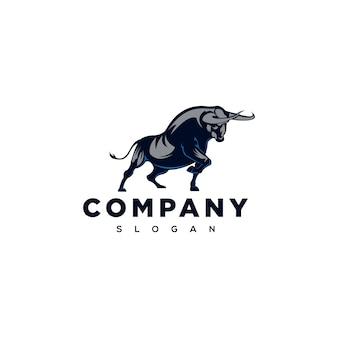 Création de logo bull