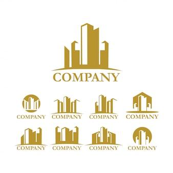 Création de logo bullding