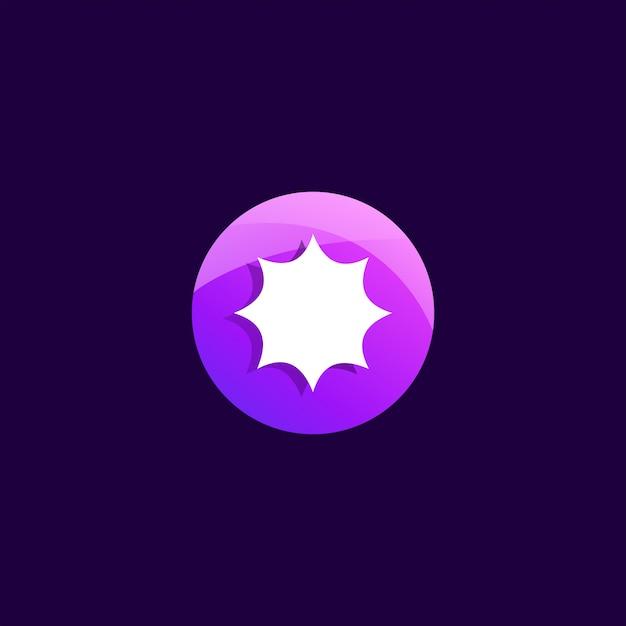 Création de logo cercle