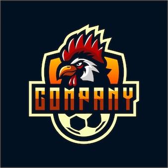 Création de logo coq