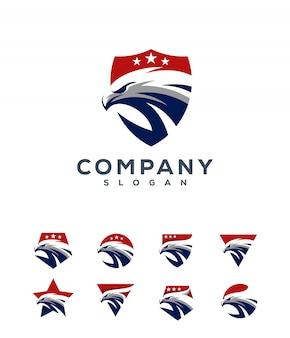 Création de logo eagle