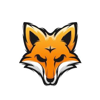 Création de logo fox