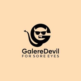 Création de logo g diable