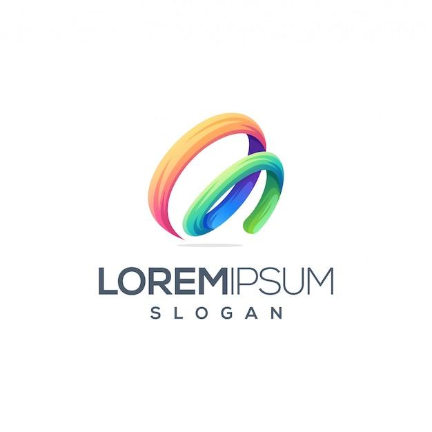 Création de logo génial lettre m