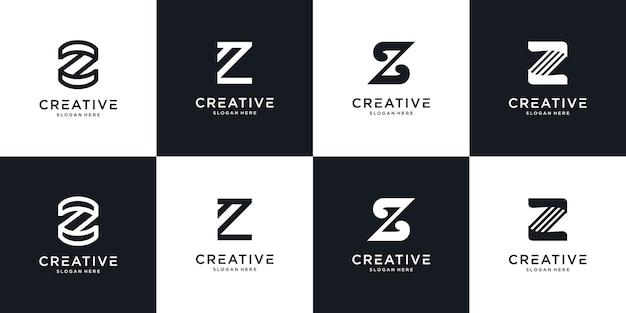 Création de logo d'huile créative