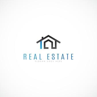 Création de logo immobilier.