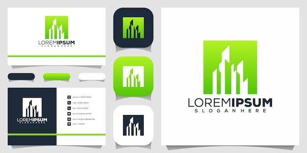 Création de logo immobilier