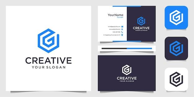 Création de logo d'inspiration créative