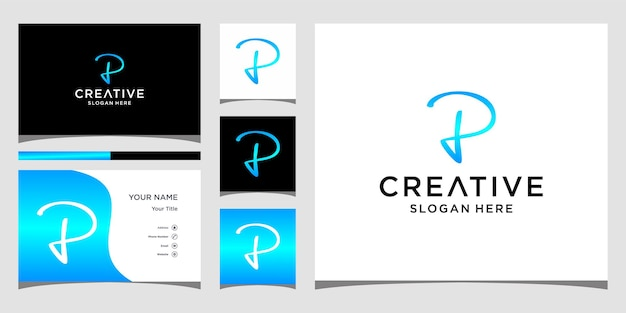 Création de logo jp