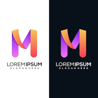 Création de logo lettre r moderne