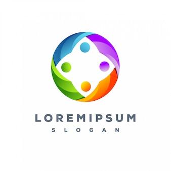 Création de logo médical d'entreprise prêt à l'emploi