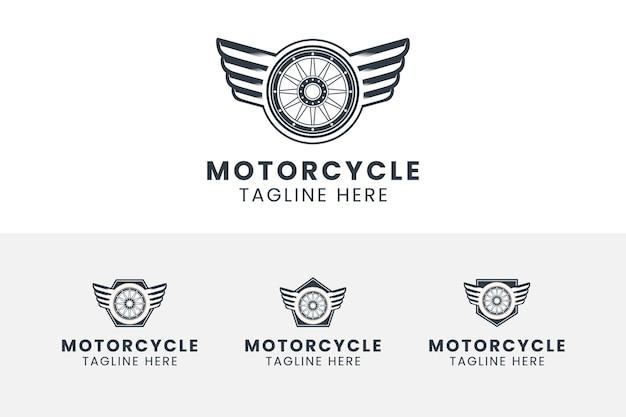 Création de logo de moto