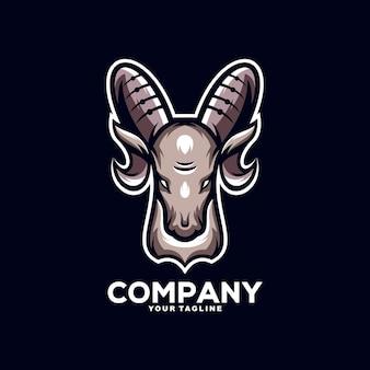 Création de logo de mouton