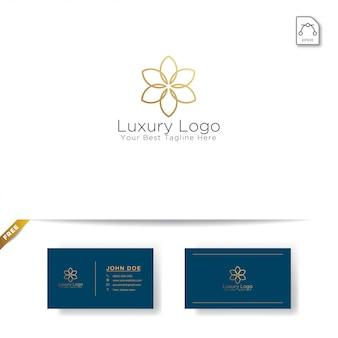 Création de logo d'or