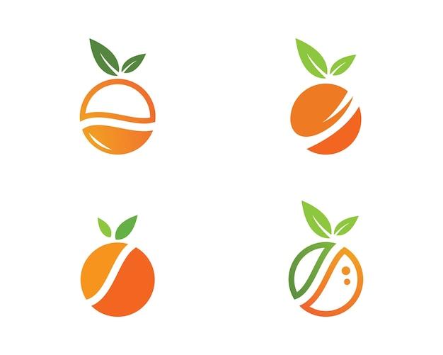 Création de logo orange