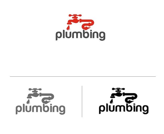 Création de logo de plomberie