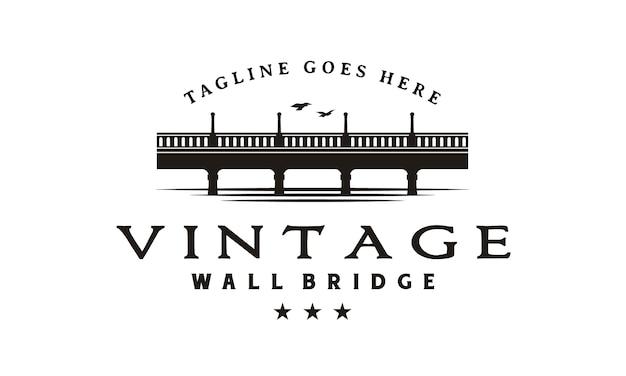 Création de logo de pont