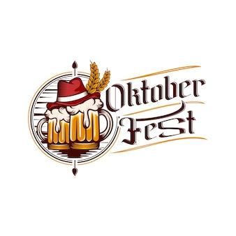 Création de logo pour l'oktoberfest