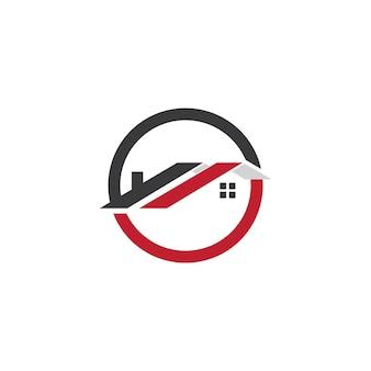 Création de logo de propriété