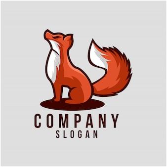 Création de logo renard