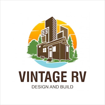 Création de logo rv