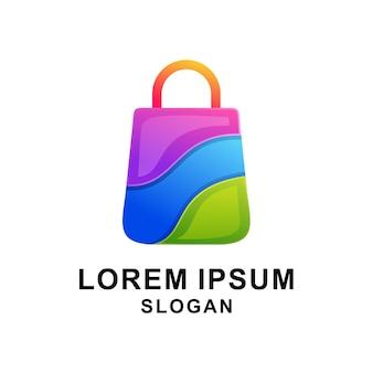 Création de logo shopping