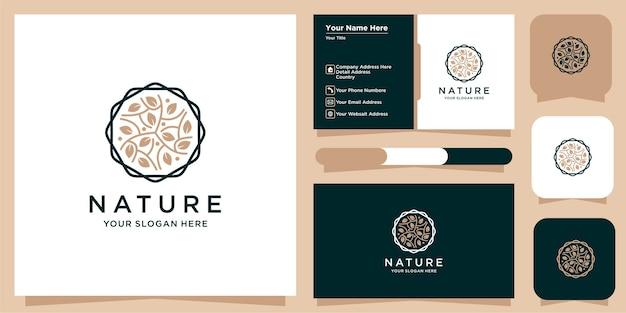 Création de logo avec style d'art en ligne.