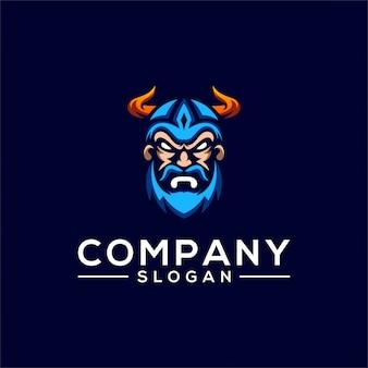 Création de logo viking