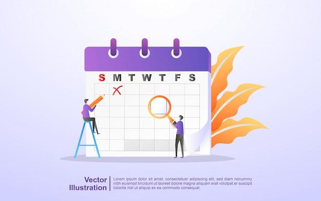 Création d'un plan d'étude personnel, planification du temps d'affaires, événements et actualités, rappel et calendrier.