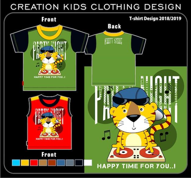 Création vêtements enfants