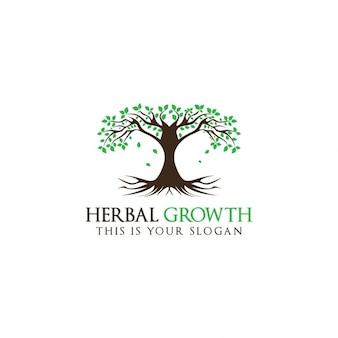 Creative arbre logo