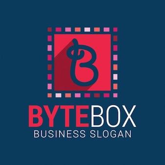 Creative lettre b logo