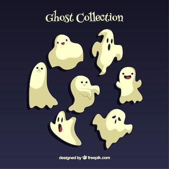 Creepy halloween fantasmes