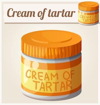 Crème tartare.