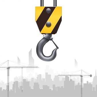 Crochet de construction ville
