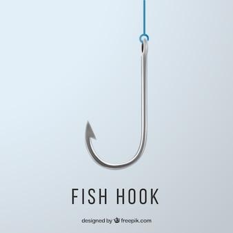 Crochet de pêche